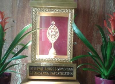 lichen kaplica relikwie sw. St Papczynskiego jw