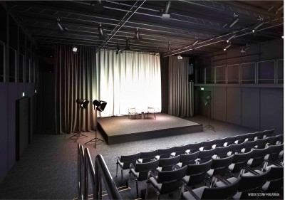 teatr wybrzeze Wizualizacja nowej sceny