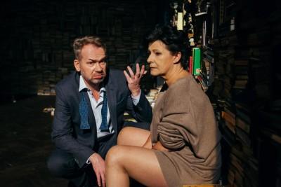 Baka zdjęcie ze spektaklu autor Domin-ik Werner