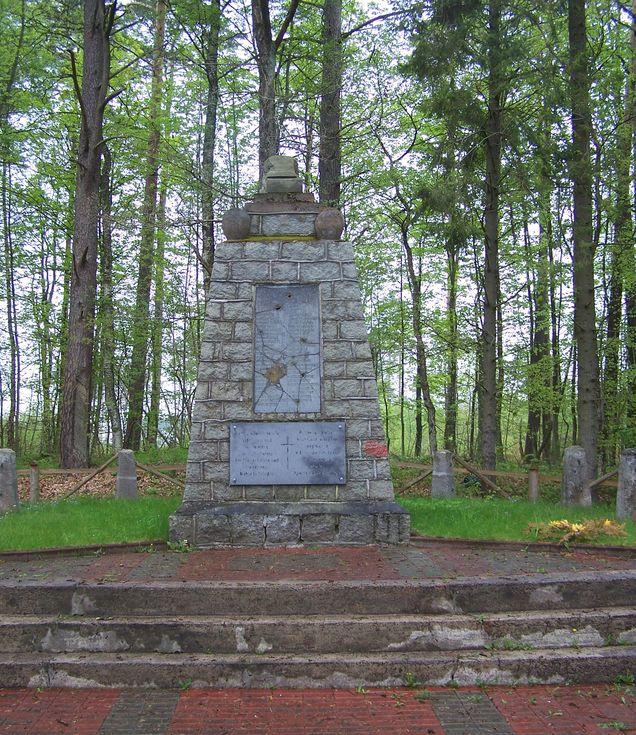 dd Pomnik w Wierzchucinie